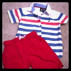 NWOT Nautica Outfit